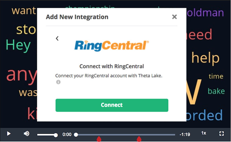 Theta Lake Becomes RingCentral Premier Partner