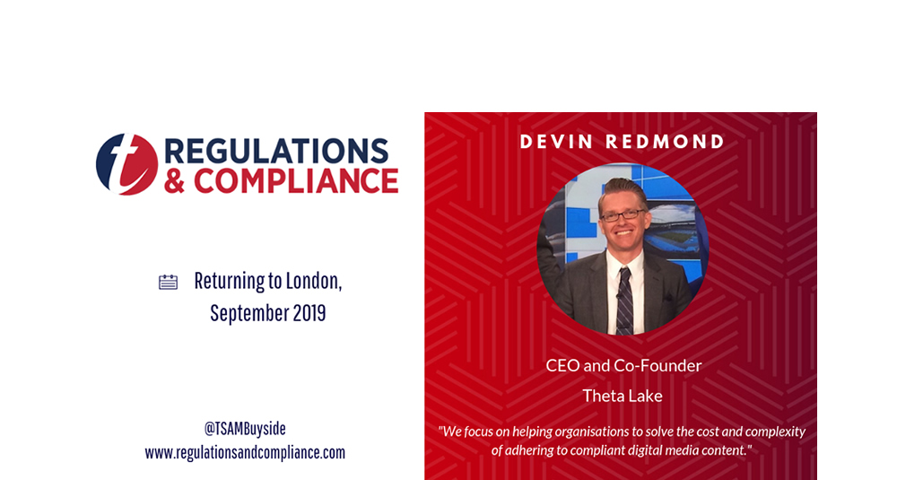 Regulations and compliance event banner
