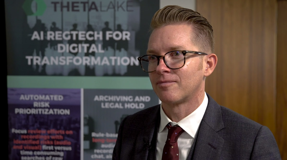 Global InsurTech Summit 2019: Devin Redmond, Theta Lake
