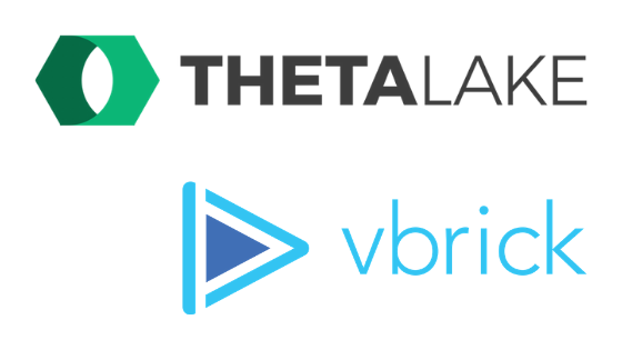 vbrick integration with theta lake