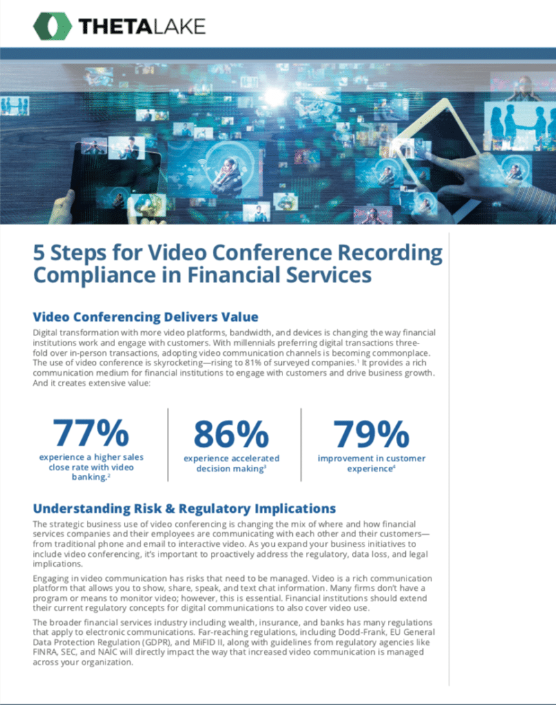 video conference recording
