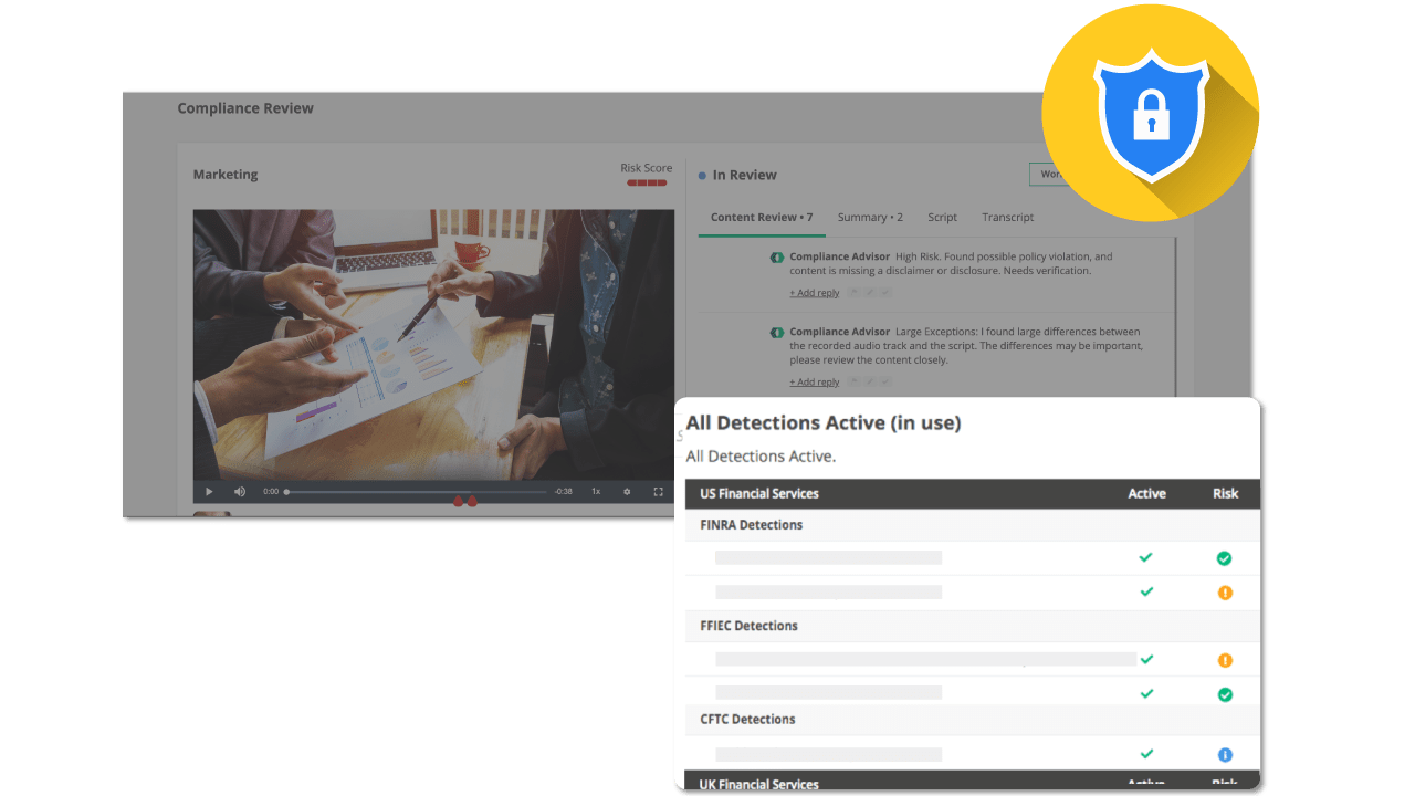 webex compliance risk