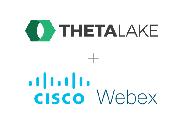 Theta Lake Integrates with Cisco Webex for Video Conferencing Compliance