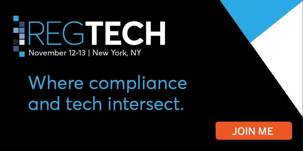Regtech banner