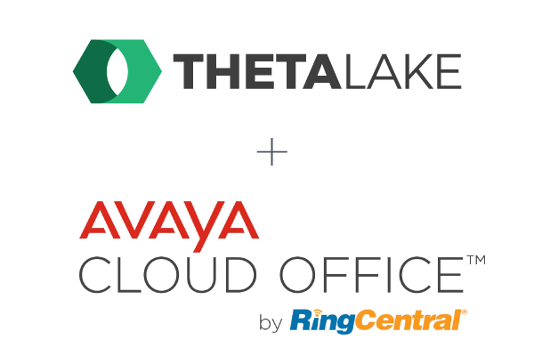 Theta Lake and Avaya Cloud Office by RingCentral logo