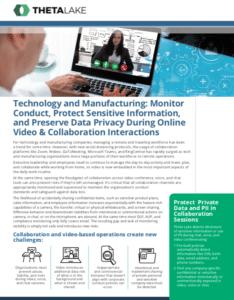 tech compliance management brief