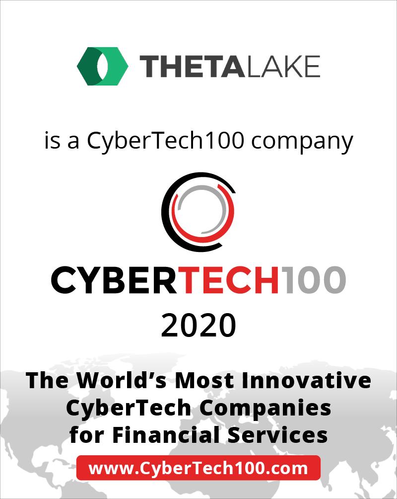 Theta Lake Named to Global CyberTech 100 List