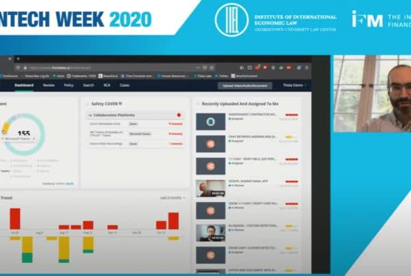 DC Fintech Week 2020 compliance presentation