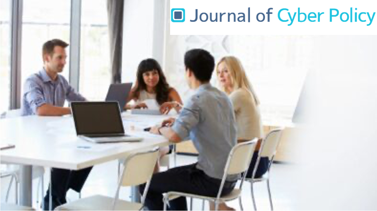 Journal of Cyber Policy: 2021 Cybersecurity Predictions for the Workplace