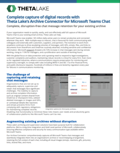 Image Archive Connector MS Teams