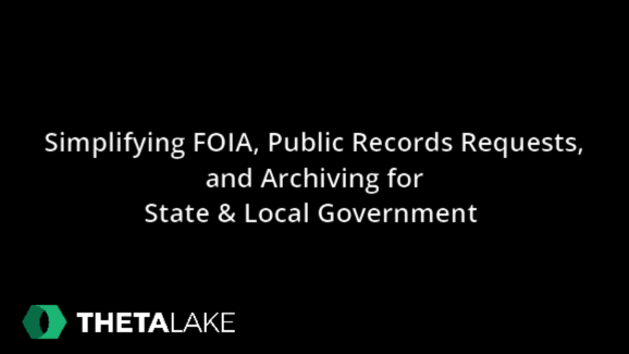 State and Local Government Video