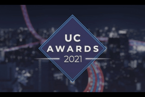 UC Awards 2021 logo