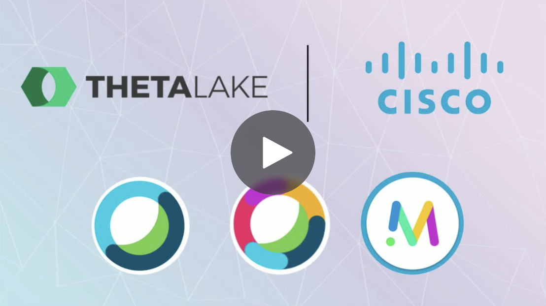 Theta Lake and Cisco Integration Video