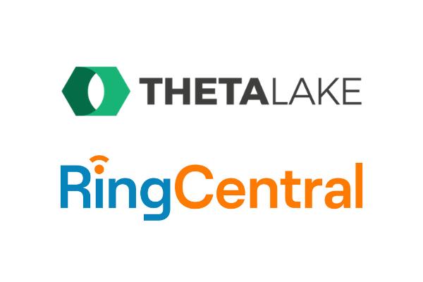 Theta Lake and RingCentral integration logo