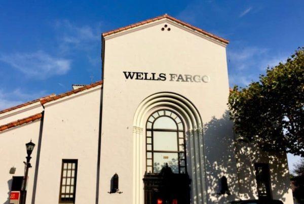 Wells Fargo Bank Branch