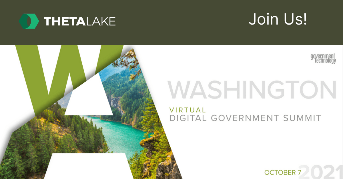 Government Technology Virtual Digital Governement Summit banner