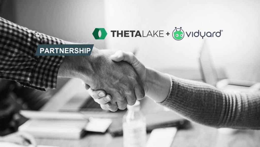 Theta Lake and Vidyard partnership